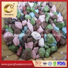 Stone Candy Stone Shape Chocolate Beans in Bulk