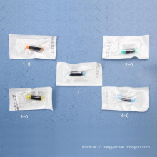 Medical Sterile Non Absorbable Polyester Suture