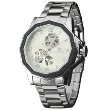Automatic OEM/ODM All Stainless steel Watches Men