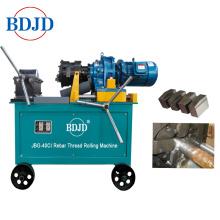 Gebrauchte Schraubbolzenherstellungsmaschine für die Verarbeitung von Gewinden auf Bewehrungsstangen