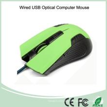 Alta qualidade e barato mouse USB com fio óptico