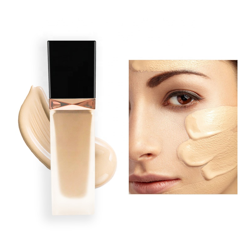 OEM Makeup Organic foundation