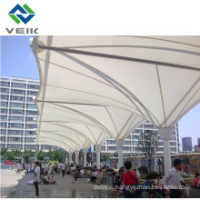 High Quality Permanent PTFE Architectural Membrane