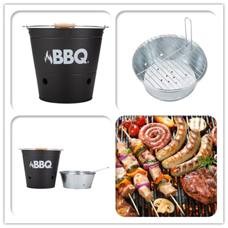 Bbq Portable Bucket 2 In 1