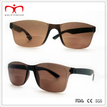 Classical and Hot Sales Bifocal Lens Plastic Sunglasses (wrp504209)