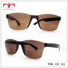 Venda clássica e quente lentes bifocais plástico óculos de sol (wrp504209)