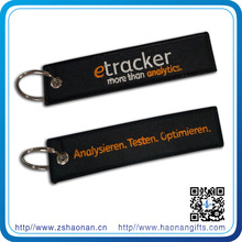 Promotional Logo Carabiner Keychain Strap