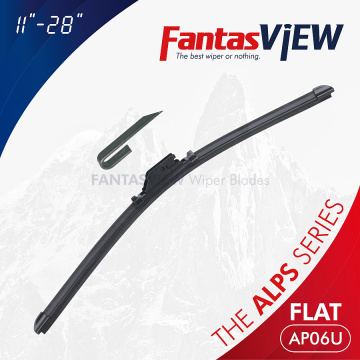 Las Series de Alpes Auto Top Flat Wiper Blades
