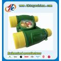 Mini telescópios plásticos coloridos dos brinquedos dos miúdos binóculos para a venda