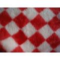 Print Flannel Double Side Fleece Knitting Fabric