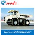 China liefern 45 ~ 50 Tonnen Muldenkipper terex TR50