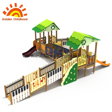 Kunststoff-Outdoor-Spielset Ideen uk