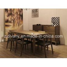Modern Style Kitchen Furniture Wooden Cabinet (SM-D23)