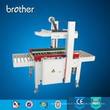 Machine pneumatique automatique de scelleur de cas de boîte de carton As823