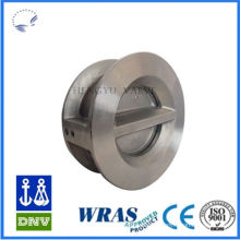 Globale market hot selling swing wafer check valve