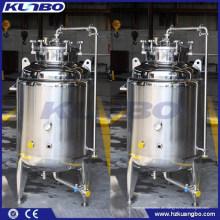 KUNBO 304 oder 316 Edelstahl helles Bier Speicherkonzentrat Tanks für Verkauf