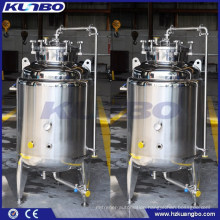 KUNBO 304 or 316 Stainless Steel Bright Beer Storage Concentrate Tanks for Sale