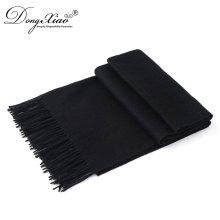 Haute qualité moins cher en gros cou écharpe motif hiver cachemire tricot écharpe
