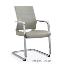Hotel PU Faced Office Visitor Meeting Chair (D639)