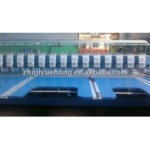YUEHONG máquina de bordar plana