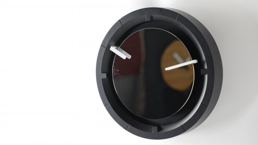 Floating Hands Analog Clock 5