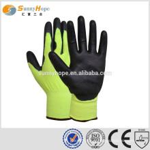 Sunnyhope segurança industrial segurança luvas de trabalho
