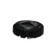 CNC Service Electronics Parts OEM Manufacturer Round Electrical Boxes Aluminum Die Cast Junction Box