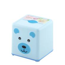 Lovely Creative Square Cartoon Tissue Napkin Box (FF-5021)
