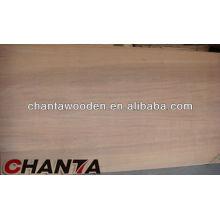 Tablero de madera contrachapada de muebles de alta calidad con núcleo de álamo (contrachapado 4x8)
