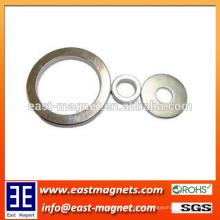 Imán fuerte del imán / N35 ~ N52 del anillo de la magnetización del neodimio permanente modificado para requisitos particulares para la venta