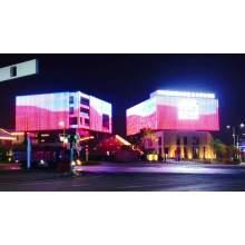 LED-Punktlichter für die Aluminiumfassade im Freien