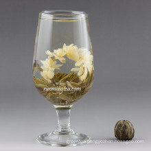 China Flower Tea , Xian Tao Xian Rui / Jasmine Ring