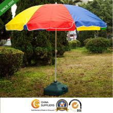 2,5 m Rainbow Sun parasol pour extérieur (BU-0060S)