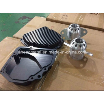 Auto Car Tuning and Racing Sport Part Make by CNC Machining Center -Machined Part