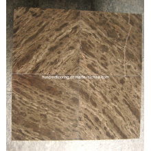 Chinese Brown Marble Tile Coffee Marble