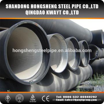 ISO2531 CLASE C Tubo de hierro dúctil