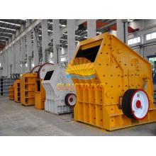 Triturador de impacto profissional, planta do triturador de pedra, maquinaria de mineração