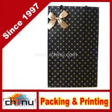 Bolsa de papel de arte / bolsa de papel blanco (2214)