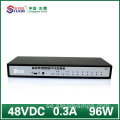 8 portar Gigabit Standard Managed POE Switch
