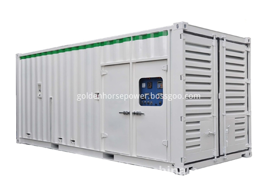20'containerized generator