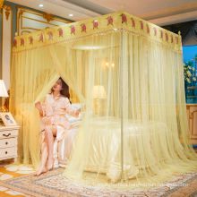 China supplier hot sale Folding portable mosquito nets for beds