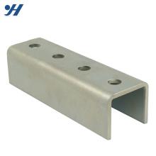 Perfil Unistrut de aço inoxidável do canal U da resistência de corrosão do fabricante de China