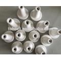 Refractory ceramic cuplock heat insulation alumina cuplock