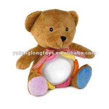 Luz de la noche de la felpa en estilo del oso