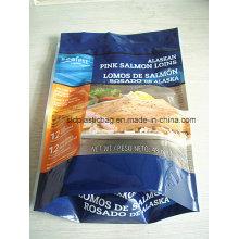 Gedruckte Plastiktasche für 3lb Seefischverpackung