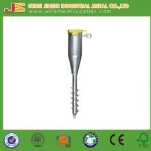 65 * 570mm natürliche Bodenschraube Anker