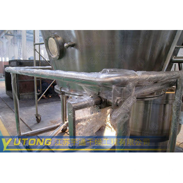 Resin Powder Boiling and Fluidizing Dryer