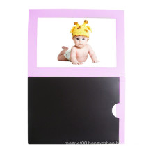 Baby Sets Popuplar Customized Size and Shape Magnetic Photo Frame