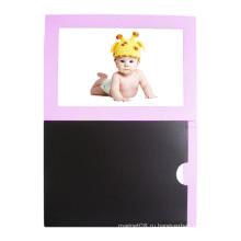 Наборы для младенцев Popuplar Индивидуальные размеры и форма Магнитная рамка для фотографий