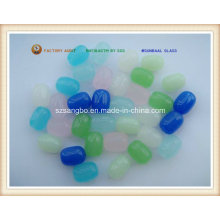 Cylinder Glass Bead (S043)